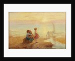 Early Morning off the Coast by Henry Hetherington Emmerson