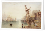 The Tyne 1828 by John Wilson Carmichael