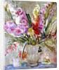 Gladioli by Florence Ada Engelbach