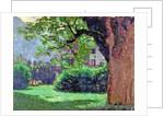 Garden Scene by Henry Straker
