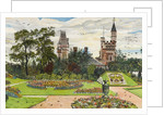 Saltwell Towers by Dennis Barrass