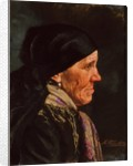 Bavarian Peasant Woman by Henry Straker
