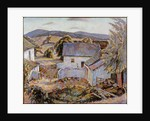 Cider Press Farm, Llantarnam by Percy Hague Jowett