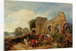 Easby Abbey by James Peel