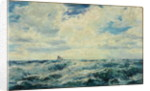 Broken Weather, North Coast of Cornwall by Henry Moore