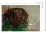Lobster Pot by Charles Napier Hemy