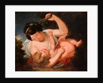 Cupid Disarmed by William Hilton