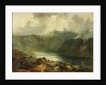 Loch Muick - Aberdeenshire by John Wright Oakes