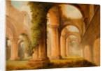 Kirkstall Abbey by Joseph Skelton