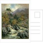 Landscape with Mountain Stream by John Falconar Slater