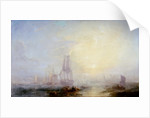 Mouth of the Tyne by William Crawhall