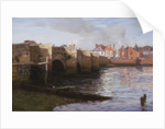 Redbridge, Southampton by Charles Napier Hemy