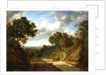 Landscape with Figures by Patrick Nasmyth