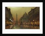 Grainger Street, Newcastle upon Tyne by Louis H. Grimshaw