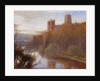 Durham Cathedral by Albert Goodwin