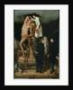 John Graham Lough in his Studio by Ralph Hedley