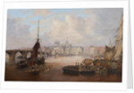 A View of Newcastle by John Wilson Carmichael