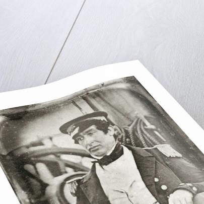 Lieutenant Le Vesconte by Baird