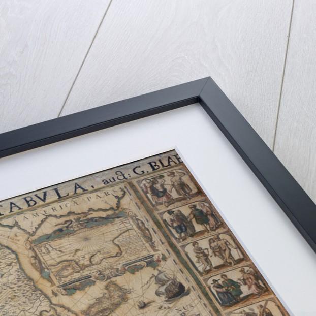 Nova & Acurata Totius Asiae Tabula, auct G. Blaeu by unknown