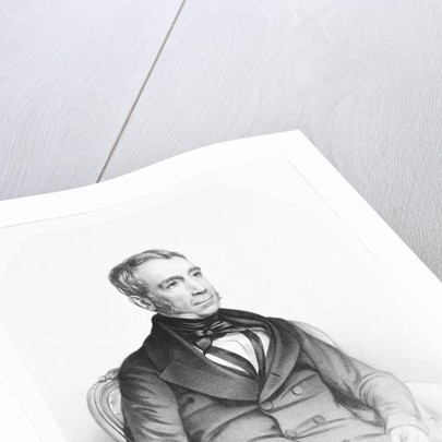 Sir George Biddell Airy (1801-1892) by Thomas Herbert Maguire