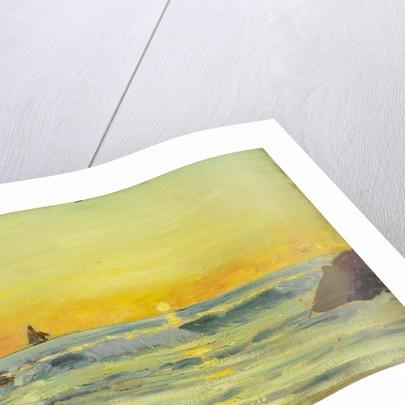 Seascape, Le Croisic by John Everett