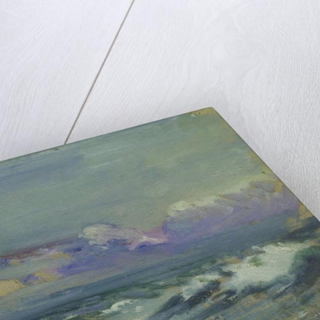 Seascape, Porthleven by John Everett