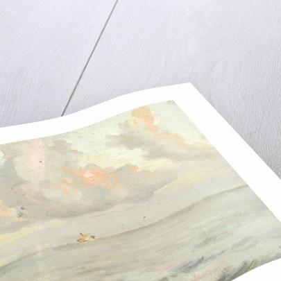 Seascape from the 'Venedolian' by John Everett