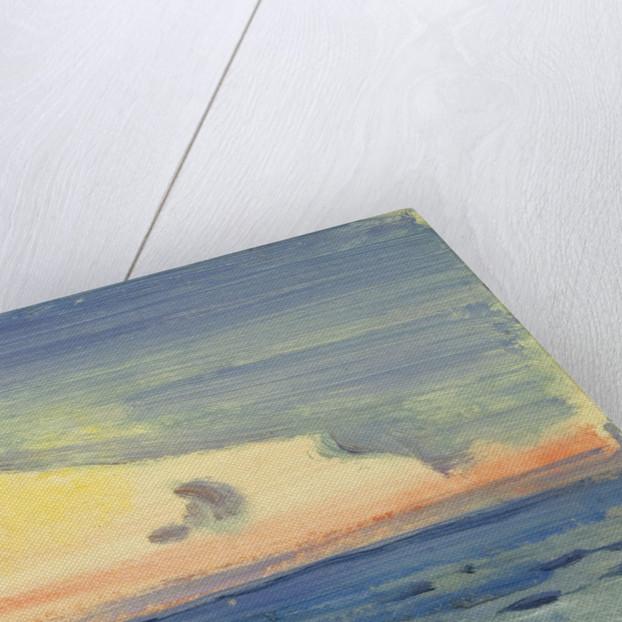 Seascape from the 'Castilian' by Herbert Barnard John Everett