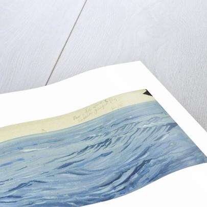 Seascape from the 'Ravenspoint' by John Everett