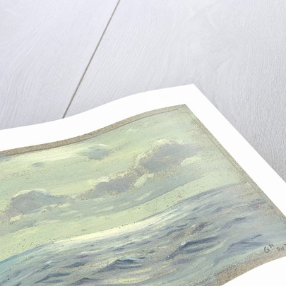 Seascape in the Atlantic by John Everett