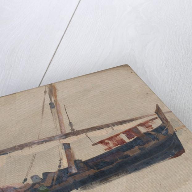 A fishing boat by John Fraser