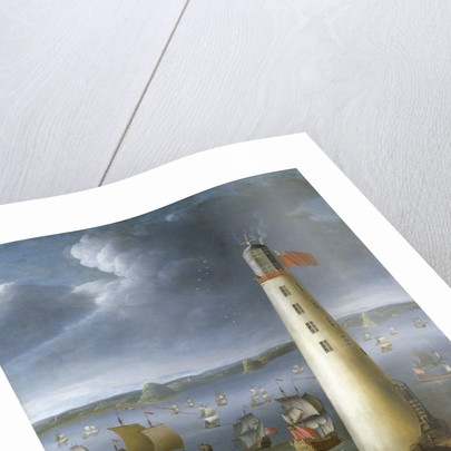 Eddystone lighthouse by Isaac Sailmaker