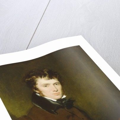 Clarkson Stanfield (1793-1867) by John Simpson