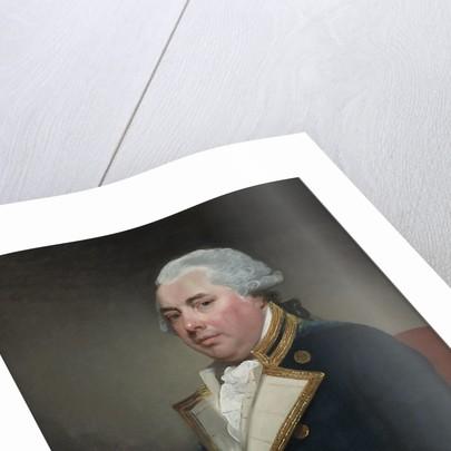 Captain Sir William Abdy, Bt (circa 1735-1803) by Gilbert Stuart