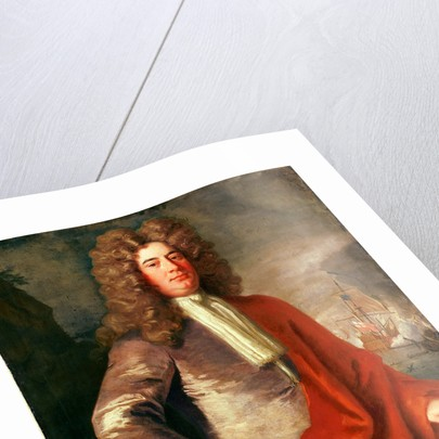 Lord Matthew Aylmer (circa 1655-1720) by Jonathan Richardson