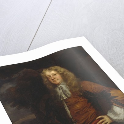Flagmen of Lowestoft: Admiral Sir George Ayscue (active 1646-1671) by Peter Lely