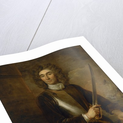 Vice-Admiral John Benbow (1653-1702) by Godfrey Kneller