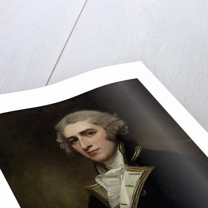 Captain William Bentinck (1764-1813) by George Romney