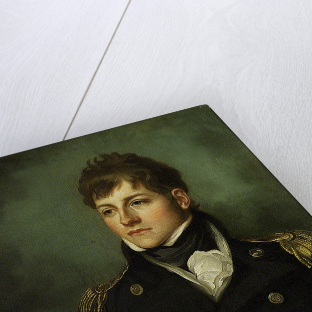 Captain George Miller Bligh (circa 1780-1834) by Mather Brown