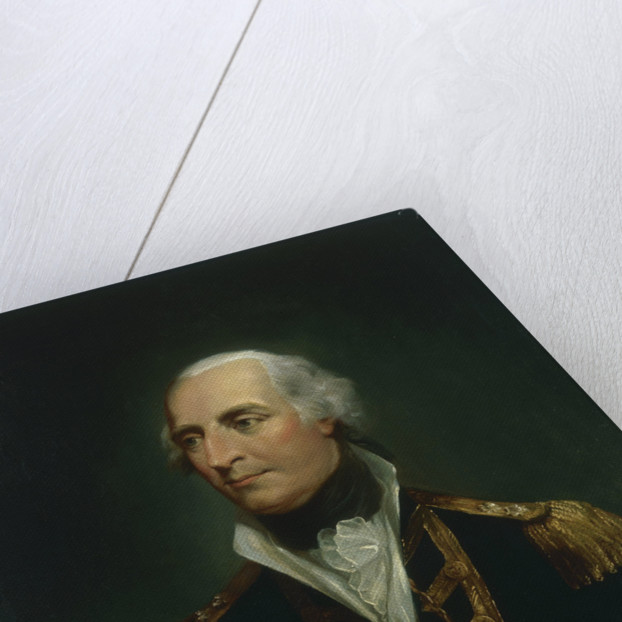 Vice-Admiral Sir Roger Curtis (1746-1816) by British School