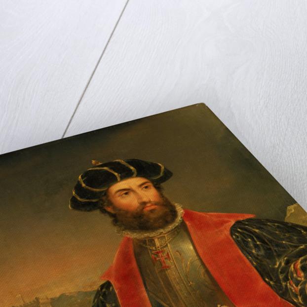 Vasco da Gama (circa 1460-1524) by Antonio Manuel da Fonseca