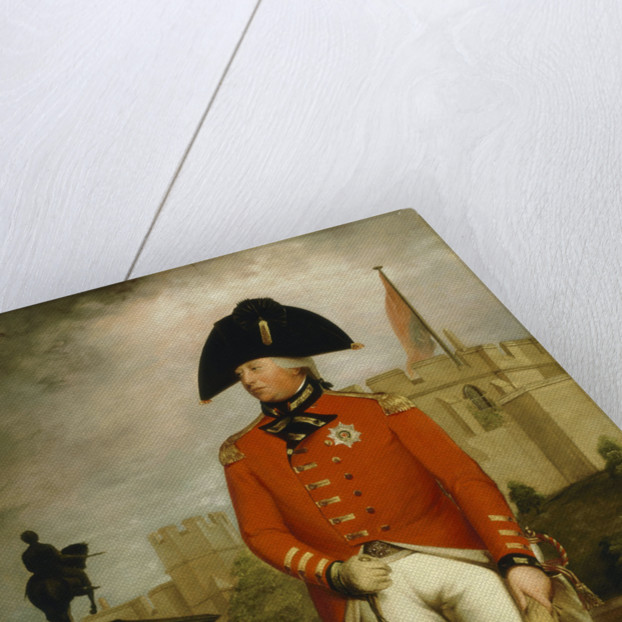 George III (1738-1820) by William Beechey