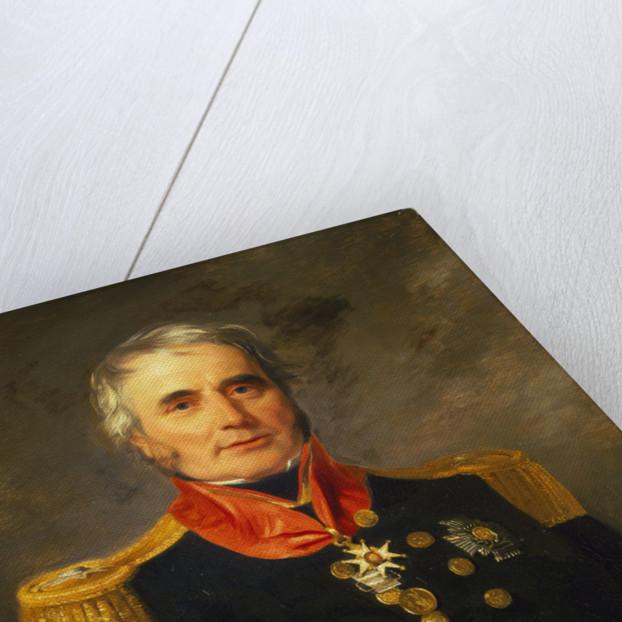 Rear-Admiral Sir James Alexander Gordon (1782-1869) by Andrew Morton