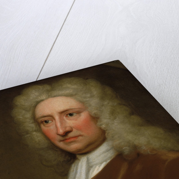 Edmond Halley, Astronomer Royal (1656-1746) by Godfrey Kneller
