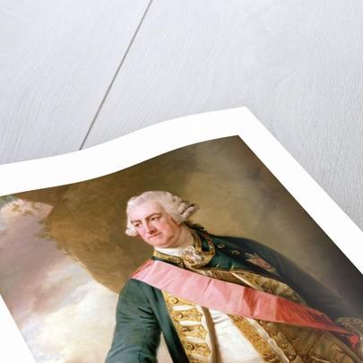 Admiral Edward Hawke, First Baron Hawke (1710-81) by Francis Cotes