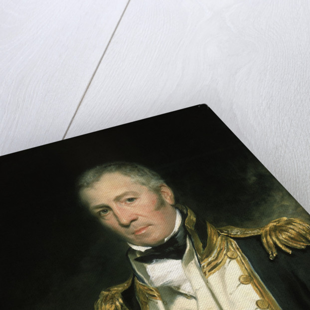 Captain Peter Heywood (1773-1831) by John Simpson