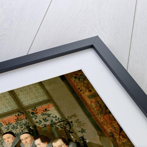 The Somerset House conference, 19 August 1604 by Juan Pantoja de la Cruz