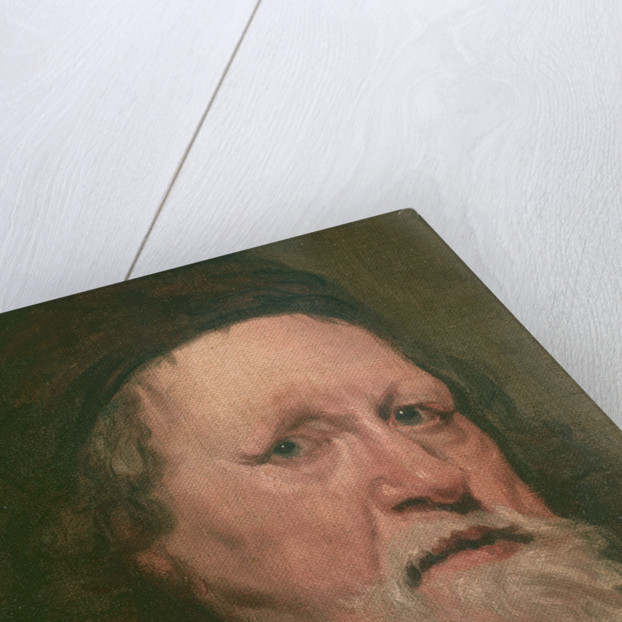 Inigo Jones (1573-1652) by William Dobson