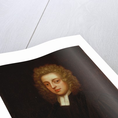 Reverend Edmund Nelson (1693-1747) by British School