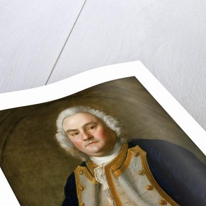 Captain Justinian Nutt (circa 1710-59) by British School